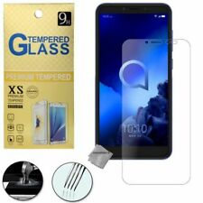 Film de protection vitre verre trempe transparent pour Alcatel 1S (2019)