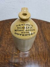 More details for vintage richmond botanic brewers holbrooks coventry stone jar