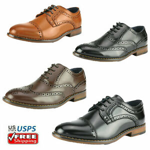 Boys Kids Youth Dress Shoes Oxford Shoes Formal Wedding Shoes