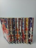 Rurouni Kenshin Vol.6-7, 18, 20-24 English Manga lot