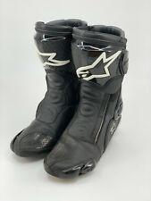 Alpinestars Motorradstiefel Gr. 44 Motorradschuhe Racing Sport Touring Boots