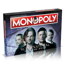 Monopoly - Supernatural Edition Board Game