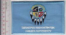 American Indian Tribal Flag Minnesota Shakopee Mdewakanton Dakota Community