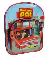 Postman Pat Arch Children's Backpack with front pocket.