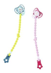 Baby Born Dummy with Chain Assorted One Supplied