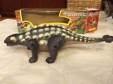 "Dinosaur that Roars while Walking 14"" Long and 4-1/2"" High Jurassic Park BN"