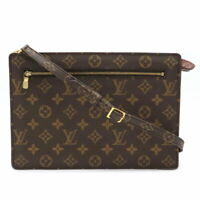 Louis Vuitton M51205 Monogram Enghien Shoulder Cross Body Shoulder Bag Ex++