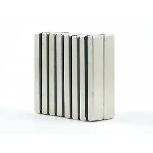 N38 50mm x 10mm x 5mm strong Neodymium block magnets DIY MRO cheap Var.Packs