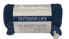 Caravane Accessoires-Isabella Couverture Avec Insect Shield traitement