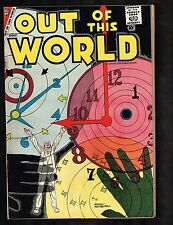 Out of this World #9 ~ Ditko Story ~ 1958 (3.0) WH