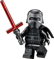 KYLO REN STAR WARS MINI FIGURE CUSTOM LEGO MINI FIG