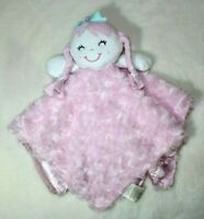 Kyle & Deena Security Blanket Lovey Toy Pink Doll Plush Baby Shower Gift Princes