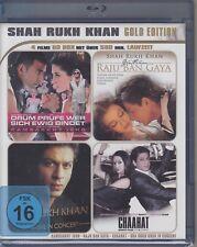 Die große Shah Rukh Khan Doppel-Edition (Blu-ray, NEU! OVP)