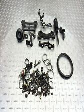 2003 03-04 Honda CBR600RR CBR 600RR Horn Bracket Mount Misc Nuts Screws Bolts