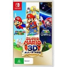 Super Mario 3D All-Stars Switch NEW Video Game