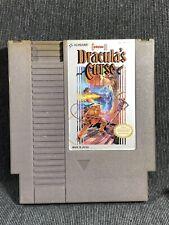 Castlevania III: Dracula's Curse Nintendo NES NTSC Game Cart Only