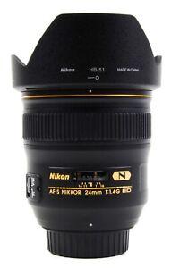 Nikon AF-S Nikkor 24mm 1:1.4 G ED N