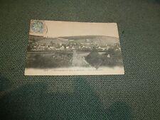 carte postale CHATEAU-VAL-DE-Bargis vue d'ensemble 1905