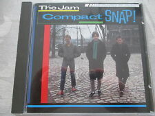 The Jam - Compact SNAP! - Metronome CD no ifpi West Germany PMDC