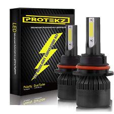 CREE LED Headlight Kit 880 6000K White Fog Lights Bulbs for 1994-2001 DODGE RAM