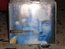 STEFANO ZARFATI - QUELLO CHE IO SENTO - ERANO PER LEI - SEI COME IL MARE ..1999
