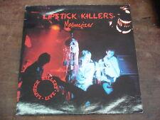LIPSTICK KILLERS Mesmerizer- LP Closer Records (France)