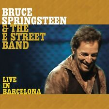Bruce Springsteen - Live In Barcelona  2-CD  Badlands  Born To Run  Thunder Road