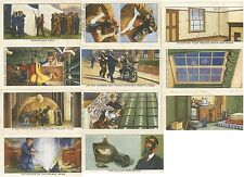 11 World War Ii Home Front Cigarette Cards 1939 - 1945 Vintage