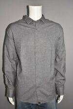 UNTUCKIT NEW $128 Tresantos Herringbone Long Sleeve Shirt Men's Regular XXXL
