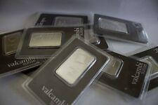 Platinum 1 oz Bar Valcambi Suisse in Assay Fast Shipping Bullion