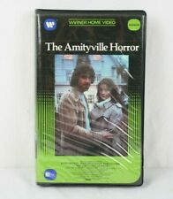 THE AMITYVILLE HORROR - BETA - RARE - HORROR - CLAMSHELL - WARNER HOME VIDEO