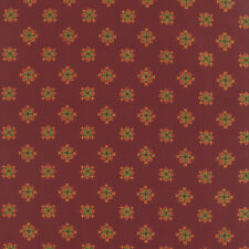 MODA Fabric ~ CHRISTMAS GATHERINGS ~ Primitive Gatherings (1170 15) by 1/2 yard