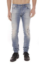Diesel Thanaz 0R60R Men's Jeans Pants Slim Skinny