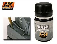 AK WEATHERING WASH FOR PANZER GREY VEHICLES 35ml