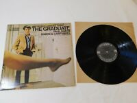 The Graduate Songs by Paul Simon Performed by Simon & Garfunkel Record LP