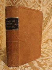 1865 Hymns for Christian Devotion Universalist Denomination Civil War Era Book