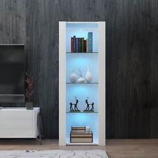 High Gloss Cabinet Display Sideboard Living Room Furniture Cupboard Unit 160cm