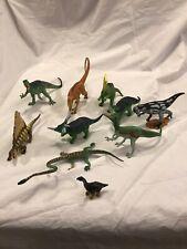 10 Safari Dinosaur Figurines