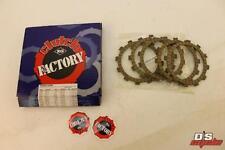 KG Clutch Factory Kevlar HP Clutch Disc Set Suzuki RM60 79-83 RM80 81 KG039-5HPK