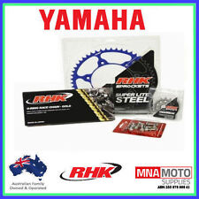 YAMAHA WR450F RHK O-RING CHAIN AND SPROCKET KIT 1999 - 2016 13 / 50 GEARING