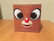 Hallmark Rudolph The Red Nose Reindeer NEW cubeez tin Collectibles