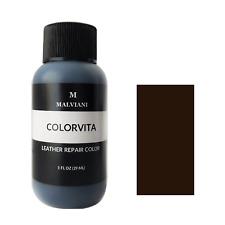 Leather Repair Color Restorer - Dark Espresso Brown - Couch Car Seat (No Kit)