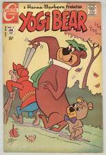 Yogi Bear #2 January 1971 VG+ Bear Hunter Cover