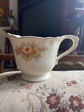Vintage: J&G Meakin, England - Sunshine Creamer/Gravy (561073), Reg Sol 391413