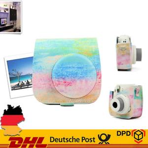 PU Leder Kameratasche Tasche Tasche für Fujifilm Polaroid Instax Mini8/8+/9