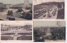 Lot 4 cartes postales anciennes LE HAVRE 5