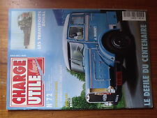 $$w Revue Charge Utile magazine N°72 Transports Bonal  Triporteurs Paul Vallee