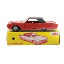 Solido Ford Thunderbird 1963 Échelle 1:43 Voiture Miniature - Rouge (S1001281)