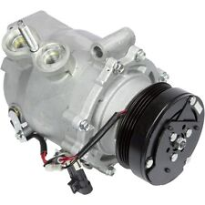 Brand New AC A/C Compressor With Clutch Fits: 03-09 Chevy Trailblazer V8 Engines