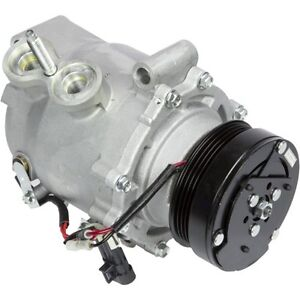 Brand New AC A/C Compressor With Clutch Fits: 04 - 05 Chevy SSR V8